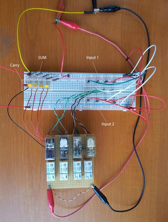 4bit-adder